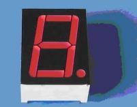 """5""""数码管"""